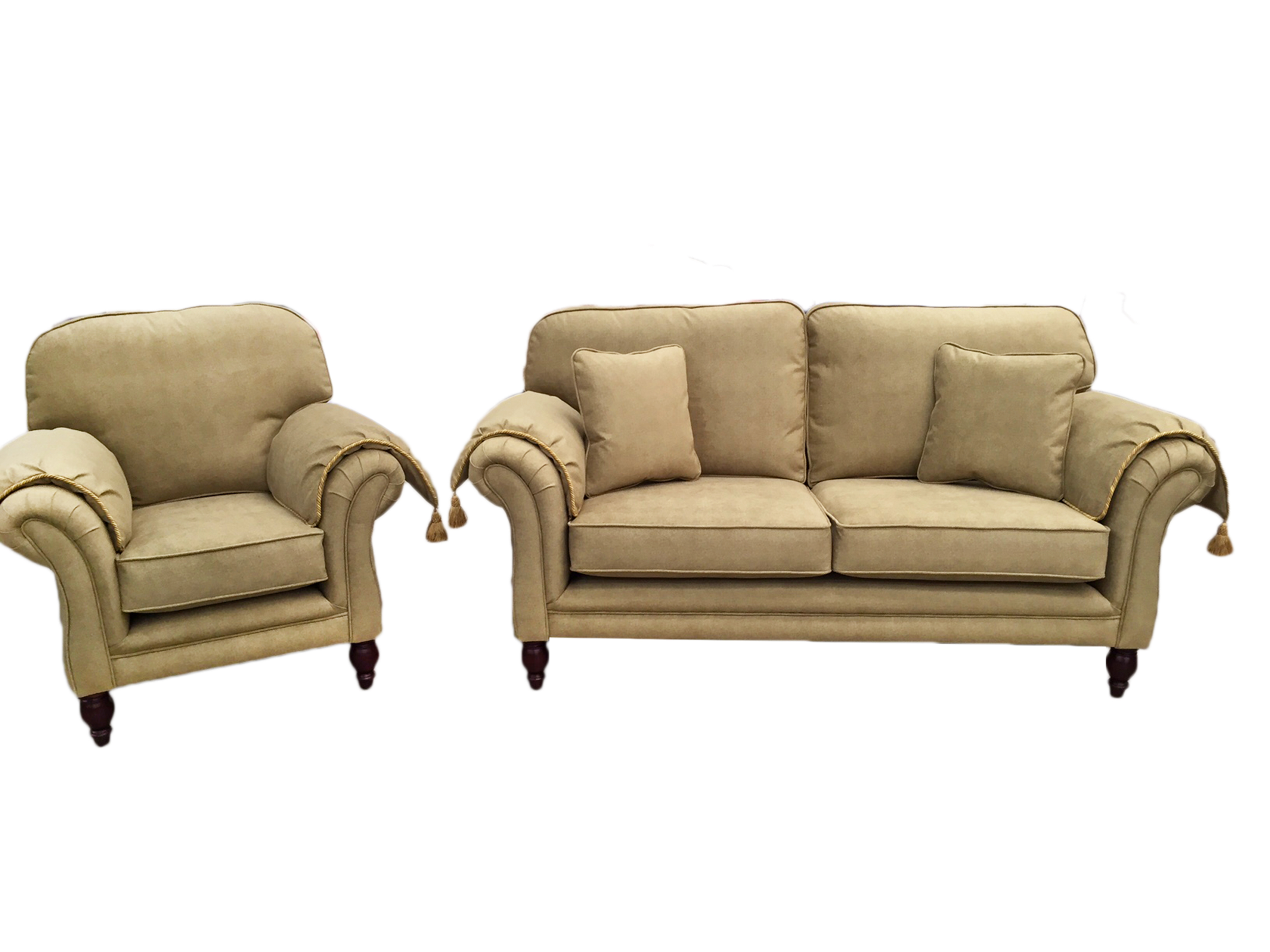 Elton Sofas And Chairs Range Finline Furniture