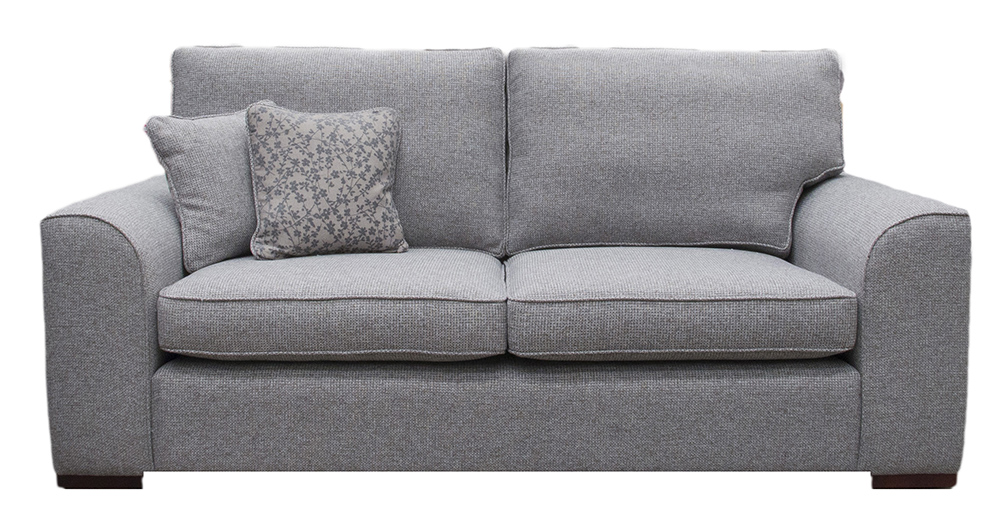 Leon Large Sofa - Milwalkee Grey
