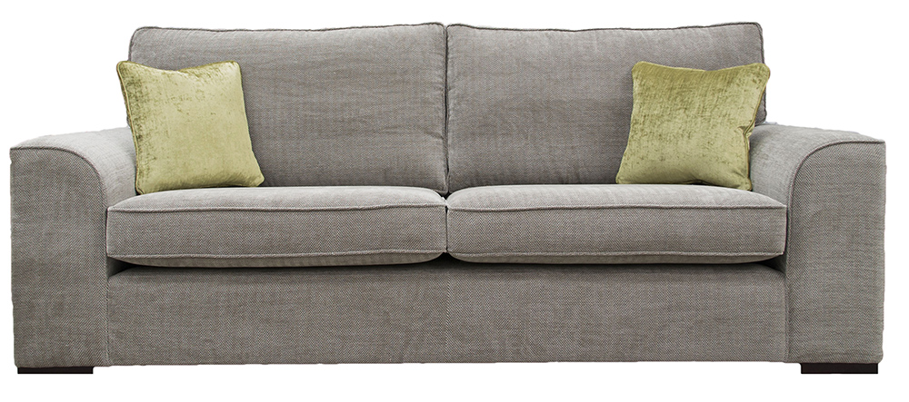 "Leon Sofa (Bespoke Size - 90"" Long) - jBrown Oban 6Highland Check"
