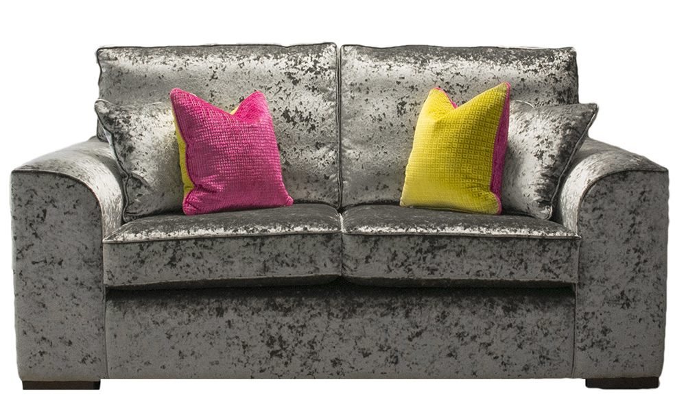 Leon Sofa - Bling Pewter