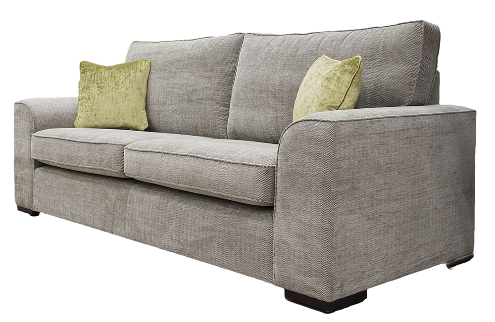 "Leon Sofa Side (Bespoke Size - 90"" Long) - jBrown Oban 6Highland Check"
