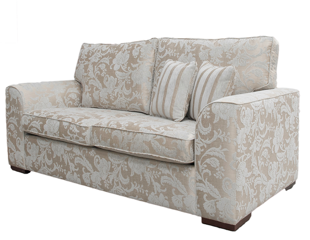 Leon Sofa Side - Burton Pattern Mist