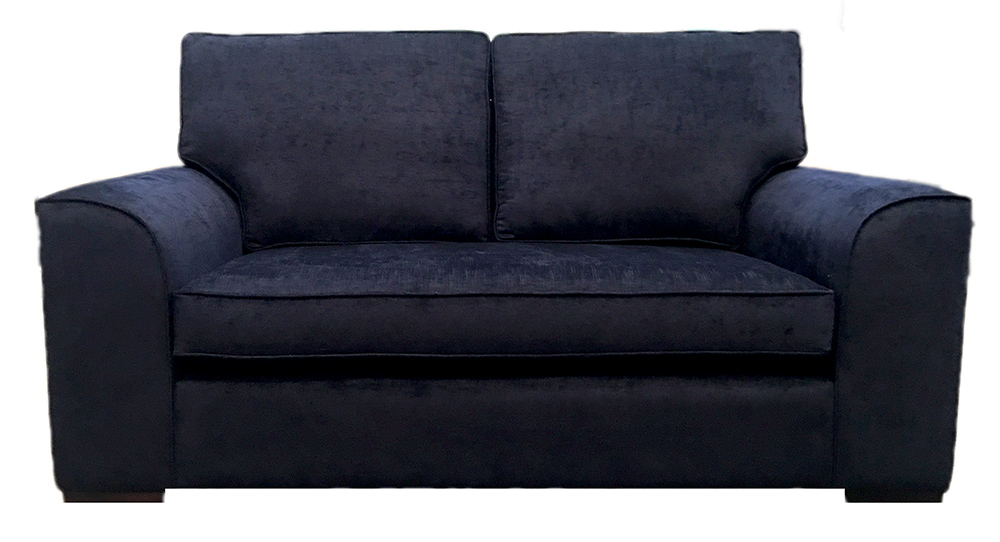 Leon Sofa - bench seat Edinburgh Carbon