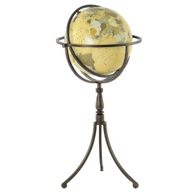 MB95 SR017 Antique Globe & Stand Mindy Brownes €219.95