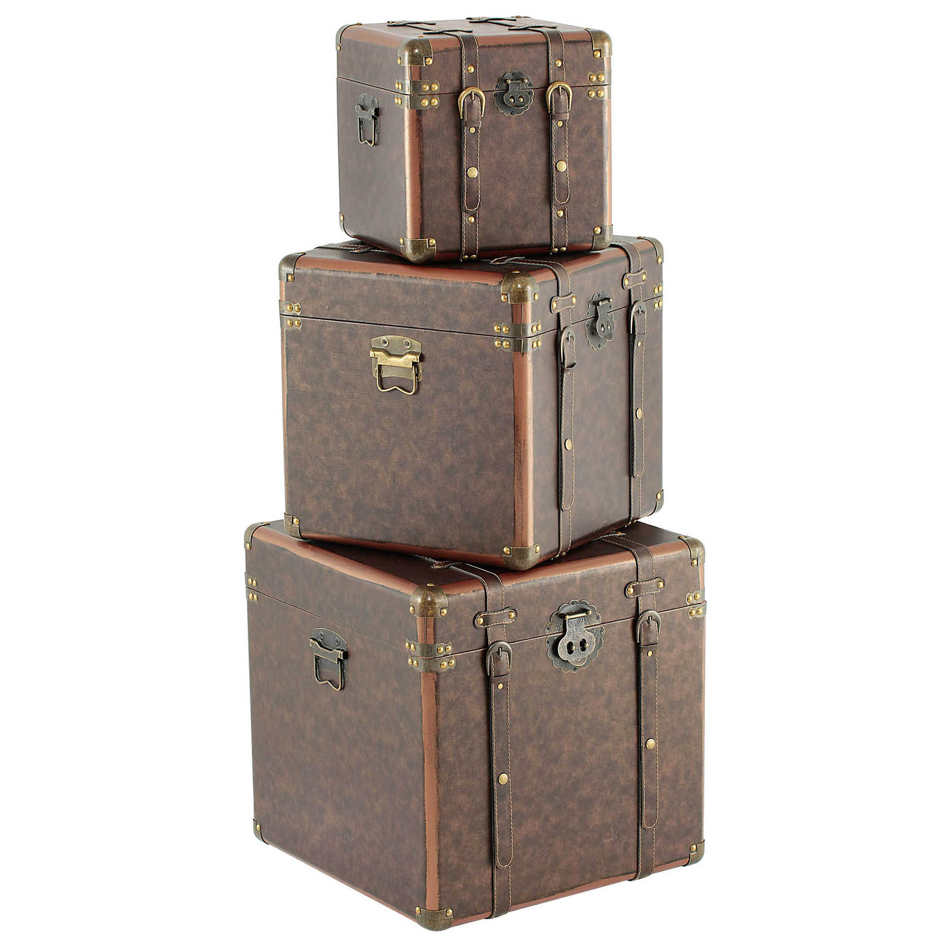 Mindy Brownes Set of 3 Chest Tables