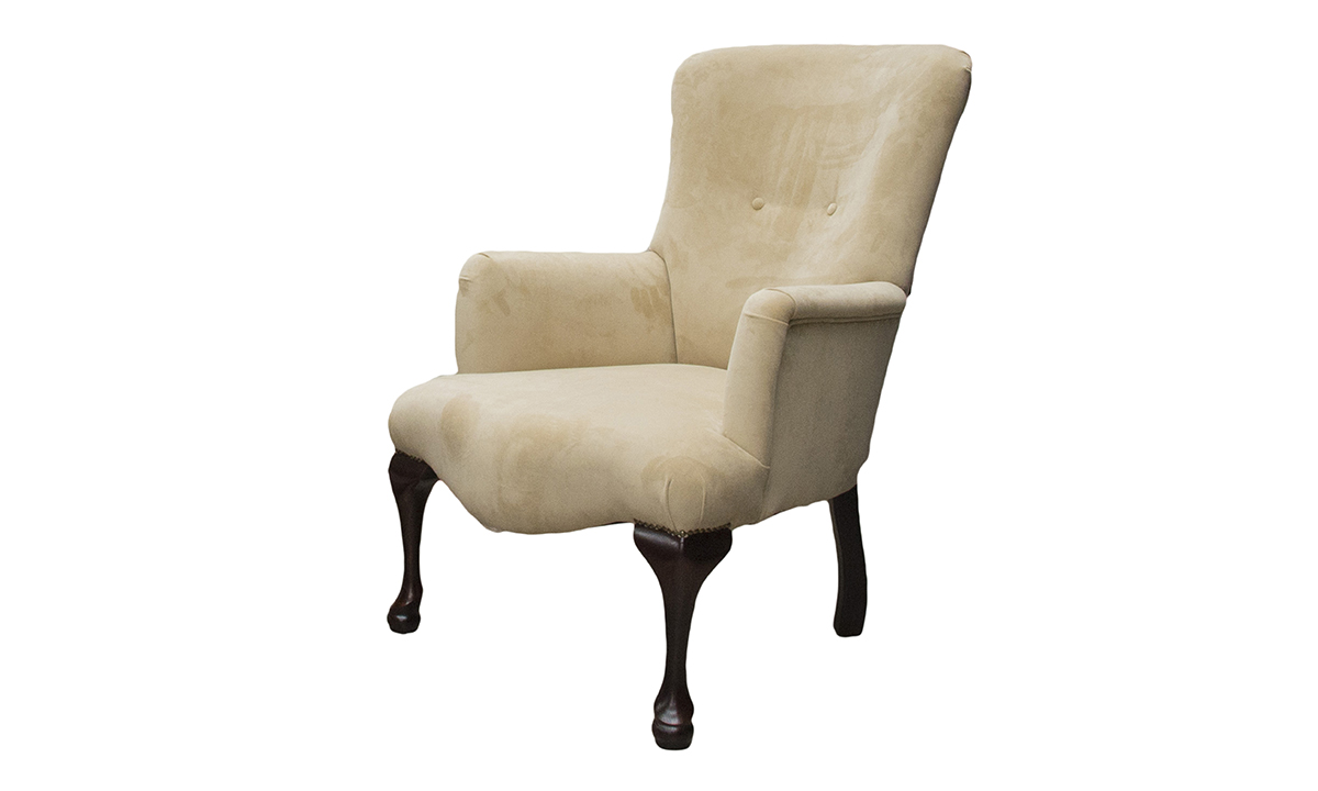Aisling Chair in Warwick Plush Velvet