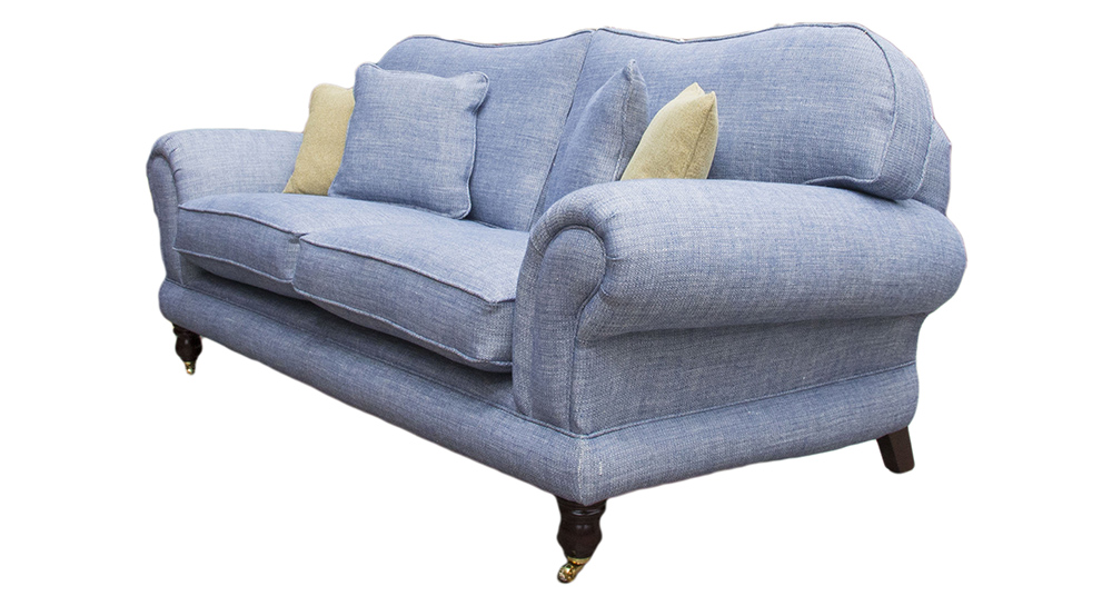 Alexandra Large Sofa  in Discontinued Fabric