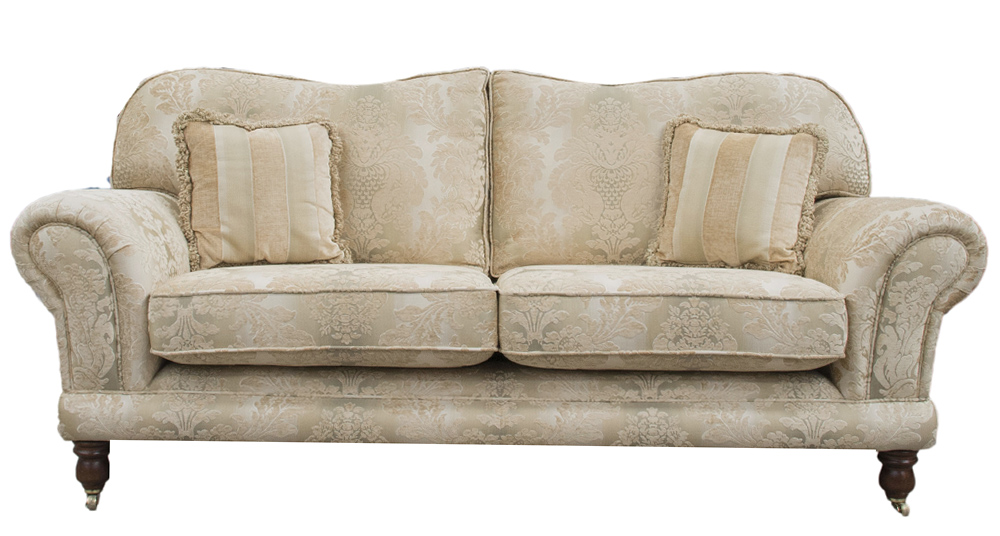Alexandra Large Sofa in Sonoma Pattern Gold