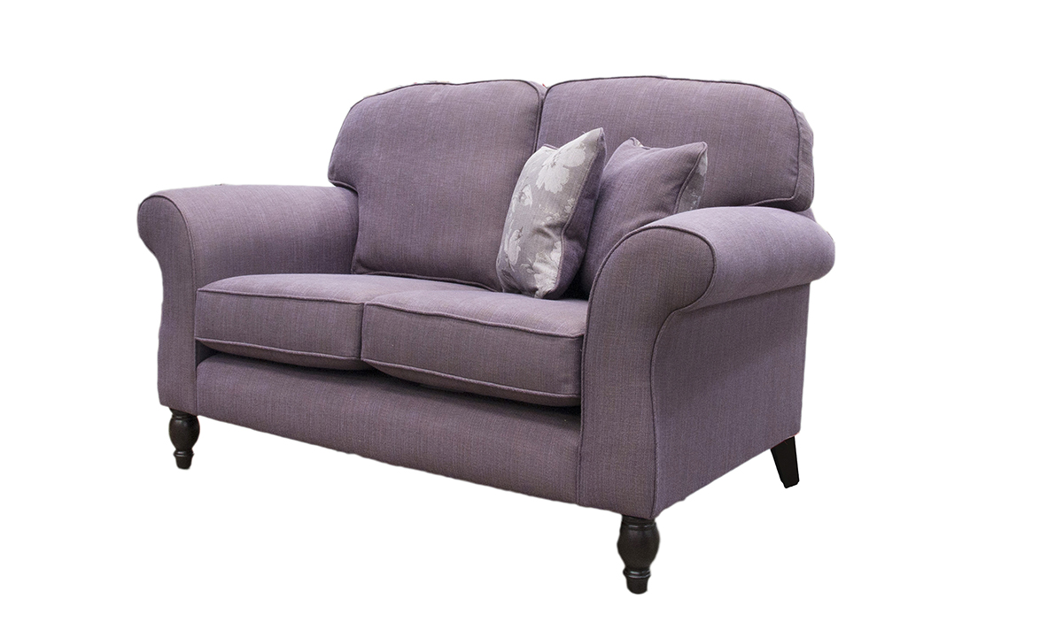 Ascot Small Sofa in a Discontinued Fabric