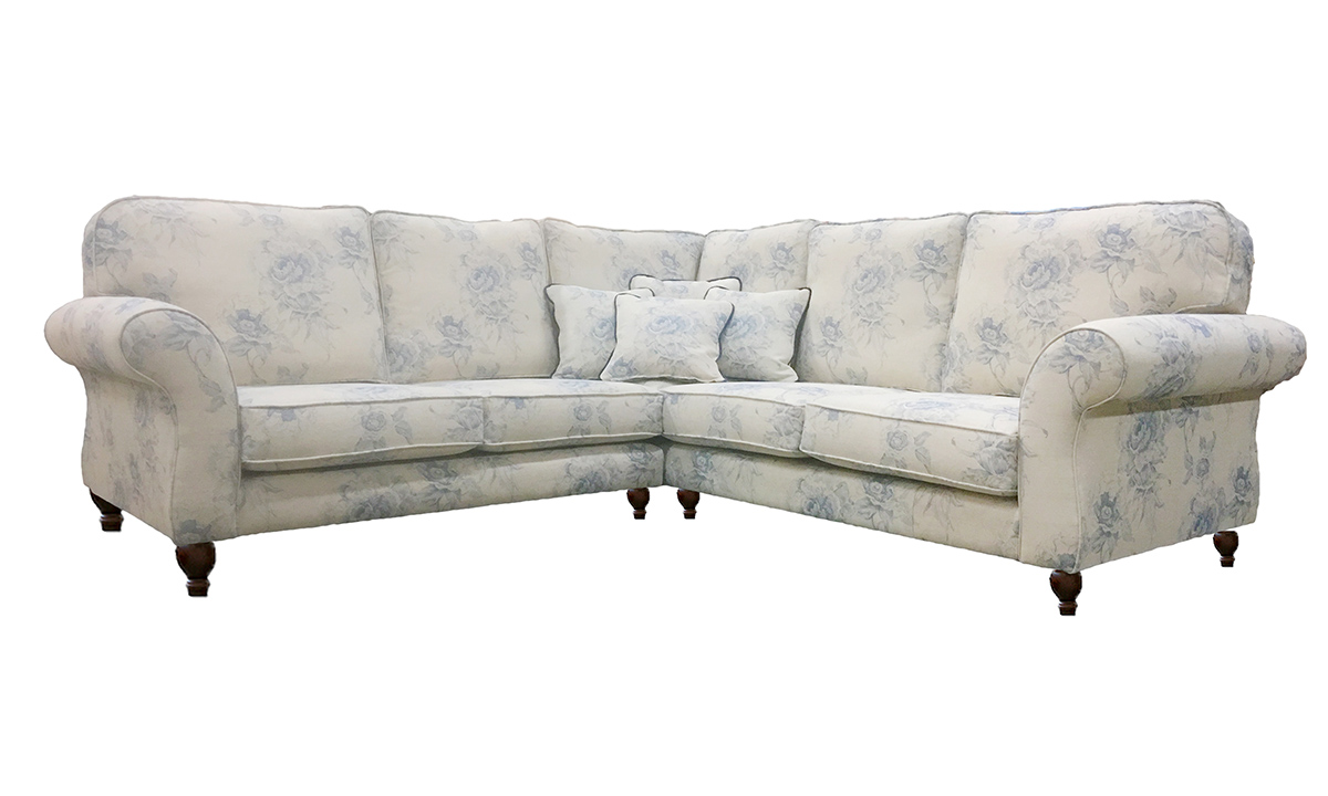 Aslan Corner Sofa in a Discontinued Fabric