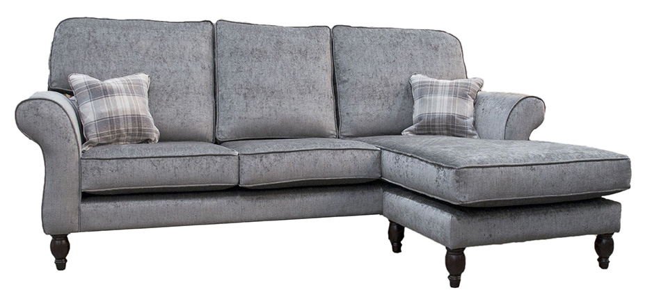 Aslan Chaise End - (Special Size) Back Cushions Raised -