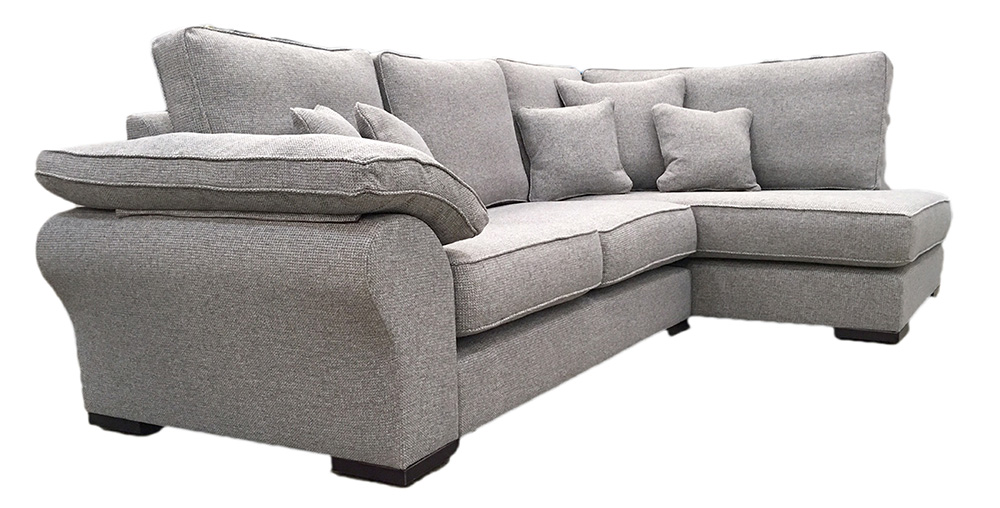 Atlas Special Size Chaise Side