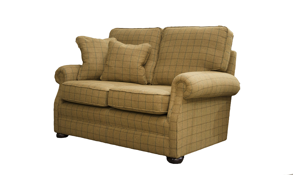 Blair-Small-Sofa-side-in-Art-of-the-LoomFellside-Check-Blencathra-Platinum-Collection-Fabric