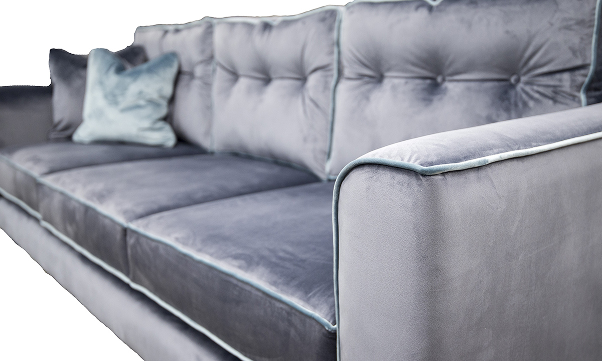 Boland-Large-Sofa-Arm-Detail-in-Luxor-Tempest-Silver-Collection-Fabric