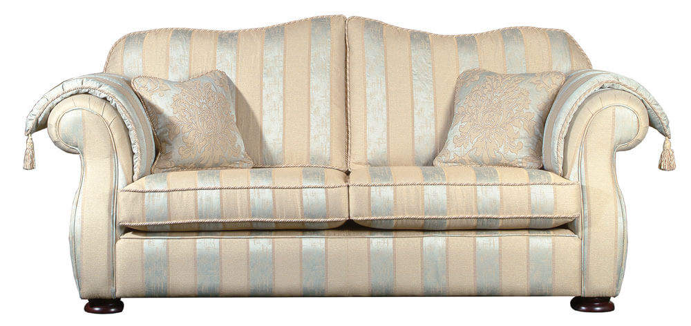 Cameo Sofa Cozy Stripe