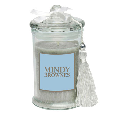 Mindy Brownes Christmas Candle