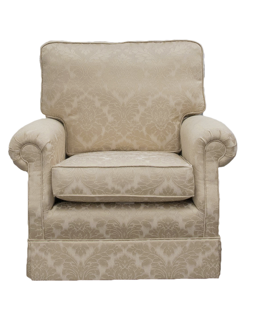 Clare Chair - Waterloo Pattern