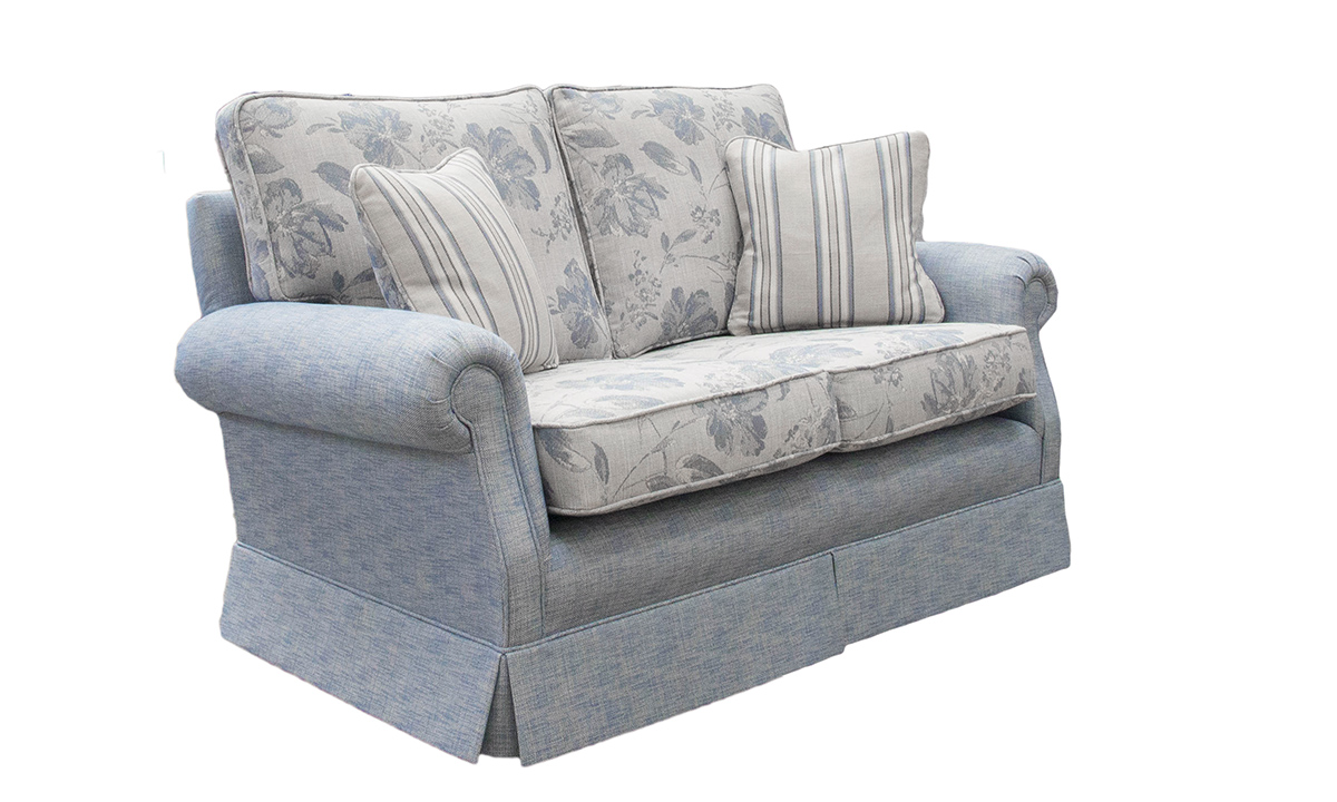 Clare Large Sofa in a Discontinued Fabric