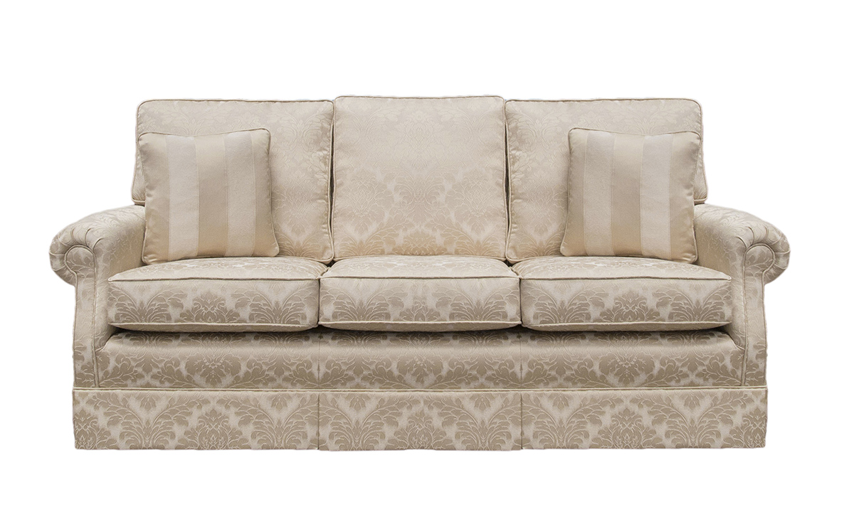 Clare Sofa in Waterloo Pattern