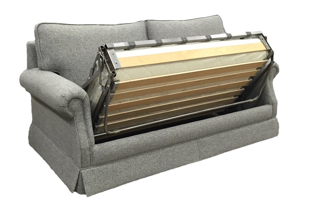 Clare Sofa Bed - Milwaukee Grey - Bronze Collection