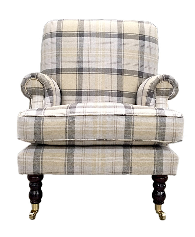 Cleary-Aviemore-Plaid-Chocolate-Silver-Collection