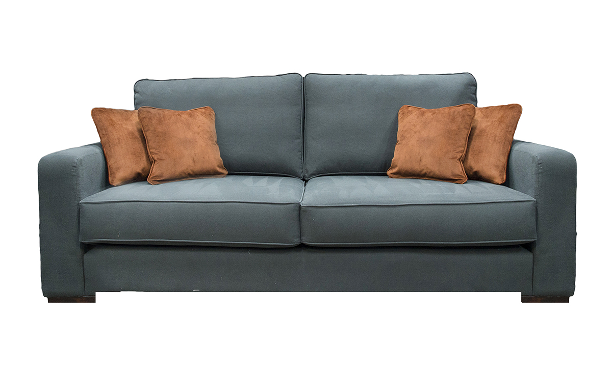 Collins Large Sofa in Customers Own Fabric