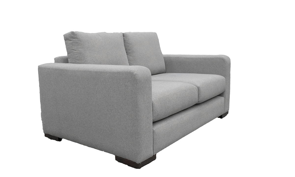 Collins Sofa in Shetland Pewter