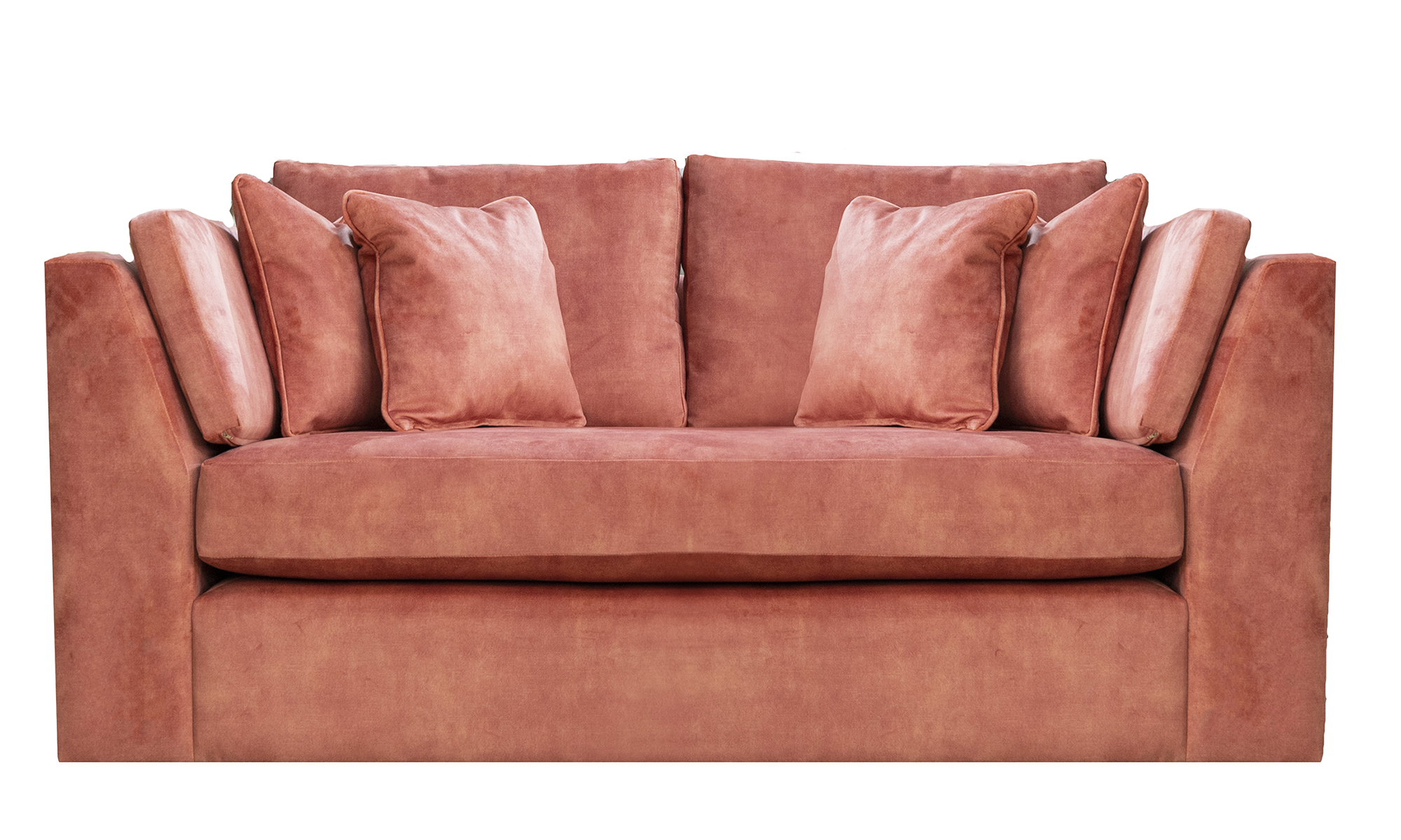 Como-2-Seater-Sofa-in-Lovely-Coral-Gold-Collection-Fabric