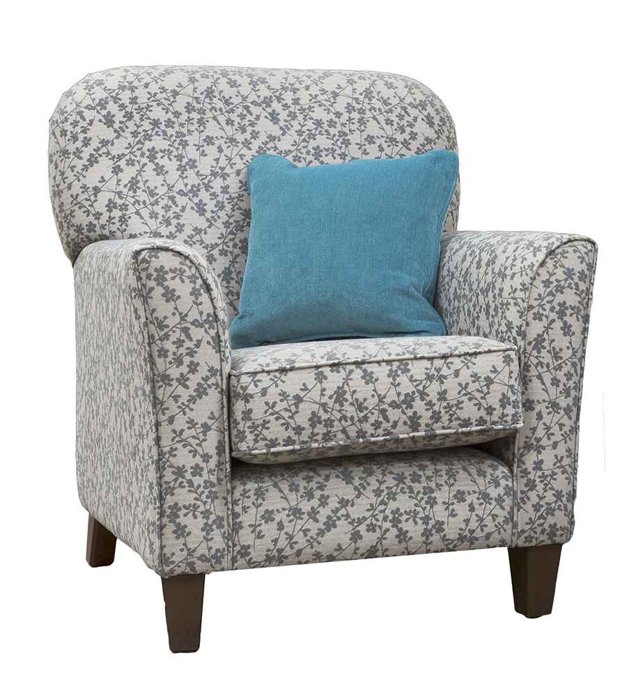 Dylan Chair Kwint Grey