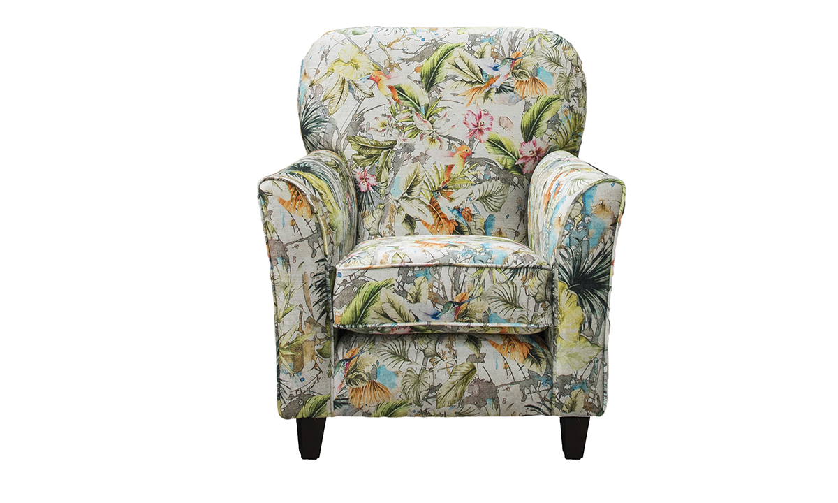 Dylan Chair in Paradise Multi