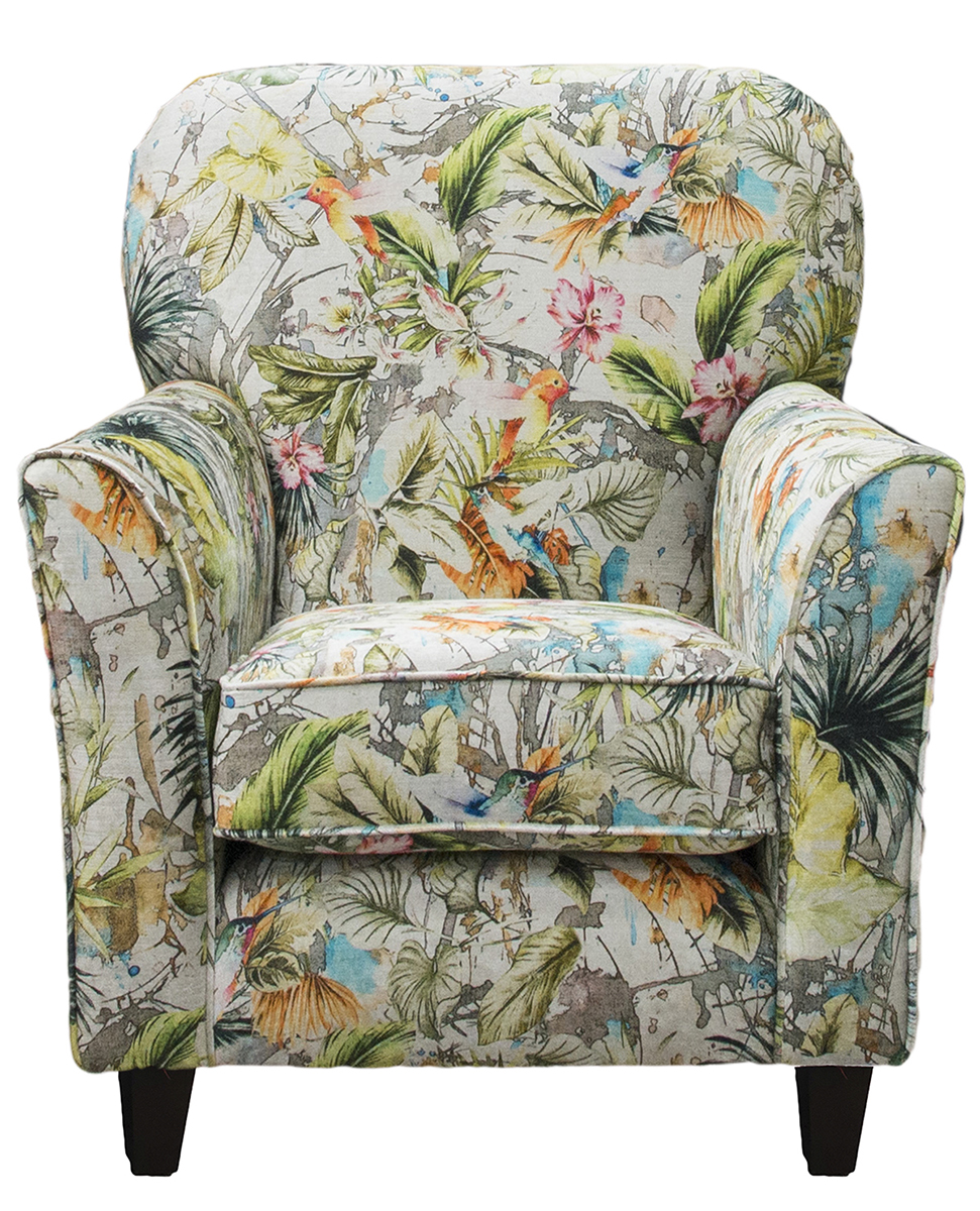 Dylan Chair - Paradise Multi