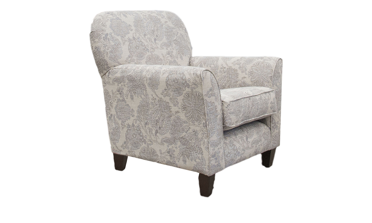 Dylan Chair in 18018, Bronze Collection Fabric