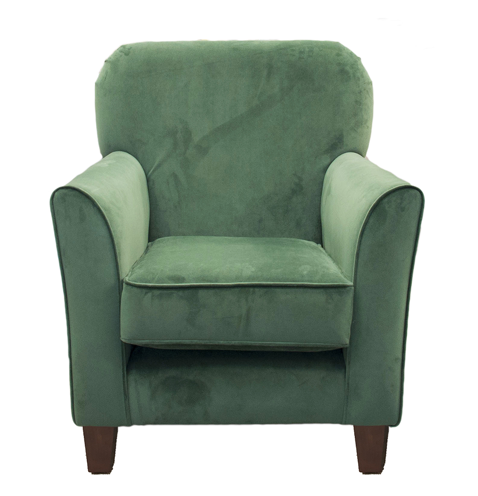 Dylan Chair - Warwick Plush Shamrock