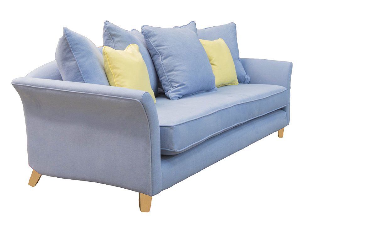 Elisha Large Sofa in Customers Own Fabric