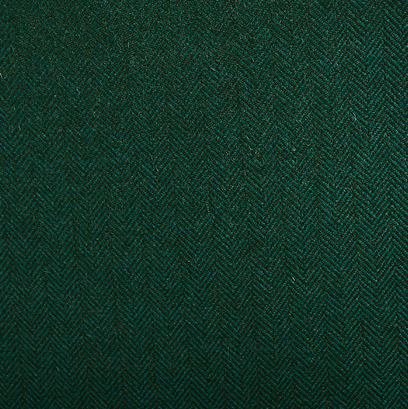 Foxford Amazon Sea Green Herringbone