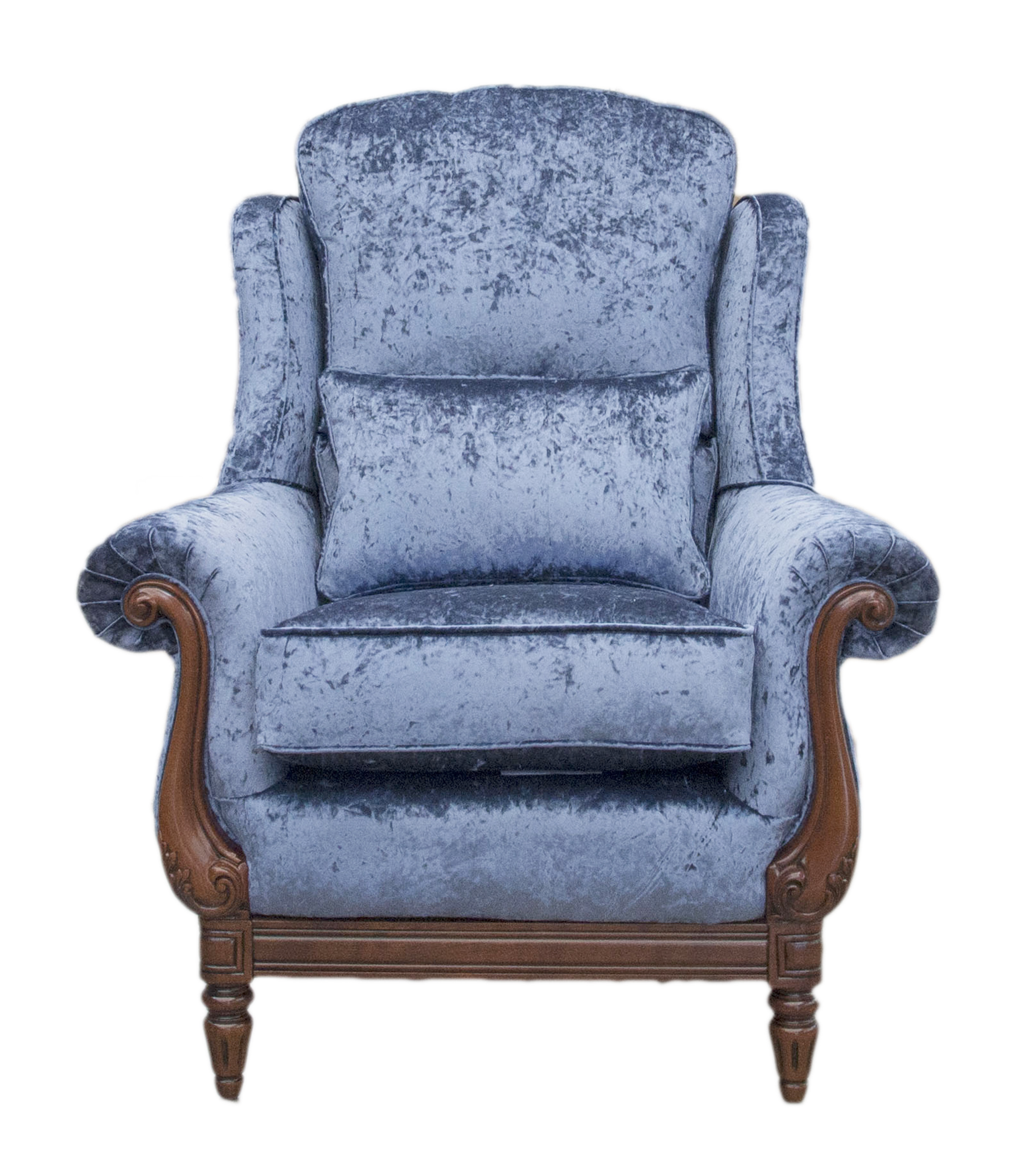 Gandon Chair - Silver Collection - Bling