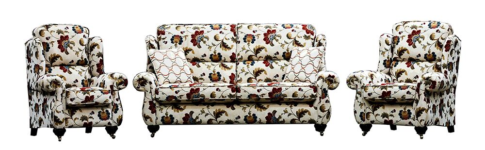 Grace Sofa gents chair & ladies chair