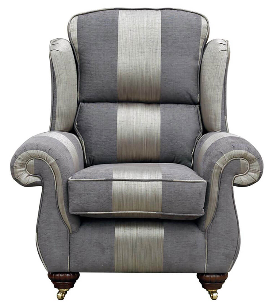 Greville Chair - Silver Collection