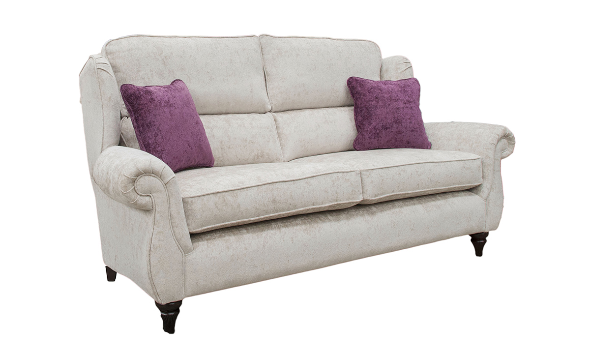 Greville Large Sofa in Fontington NUO2046 Stone