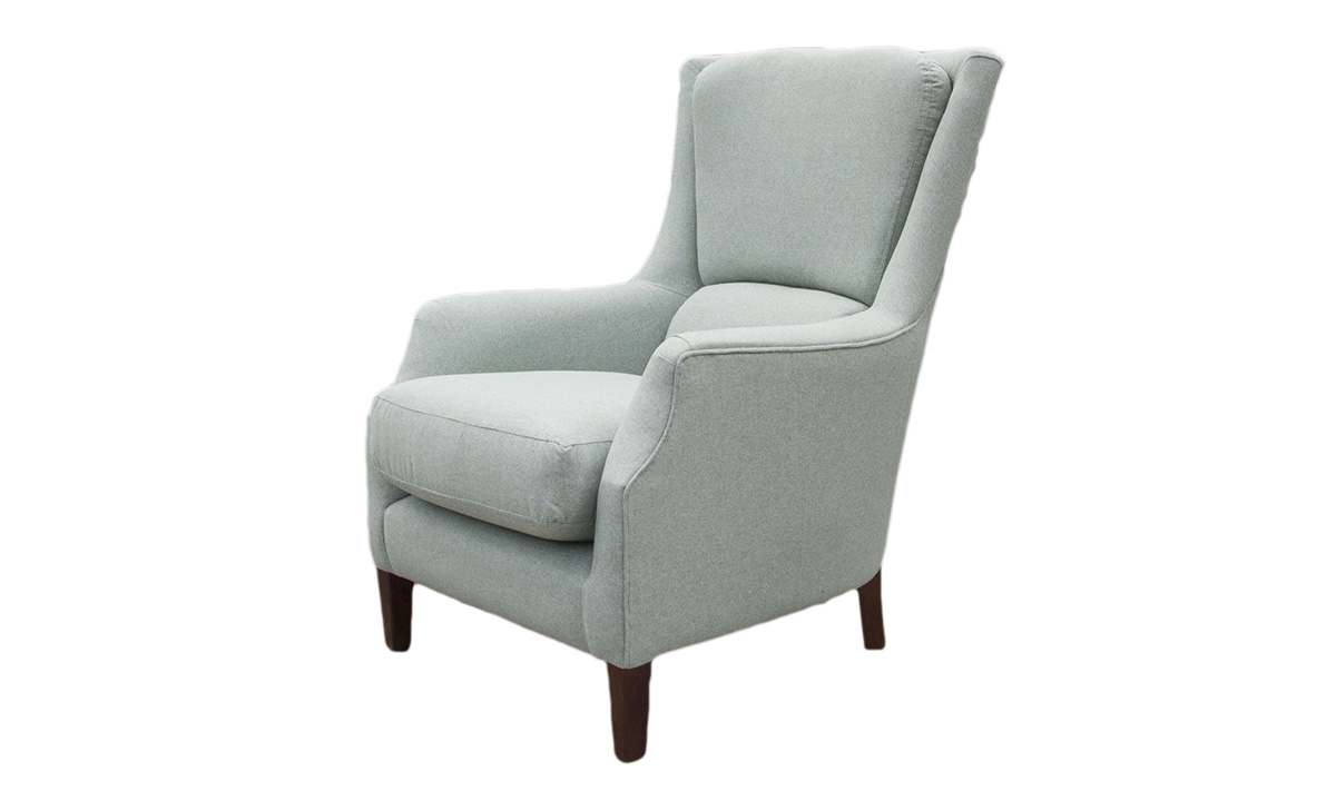 Harvard Chair in Customers Own Fabric