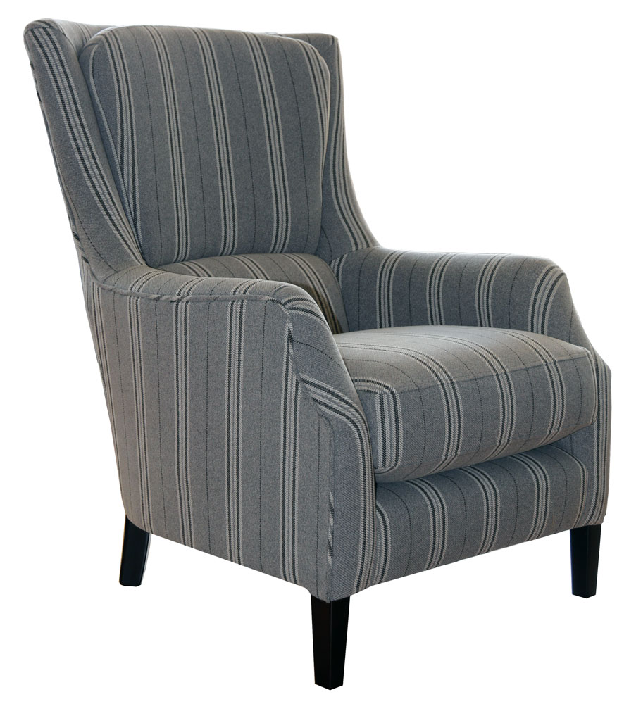 Harvard Chair - Silver Collection