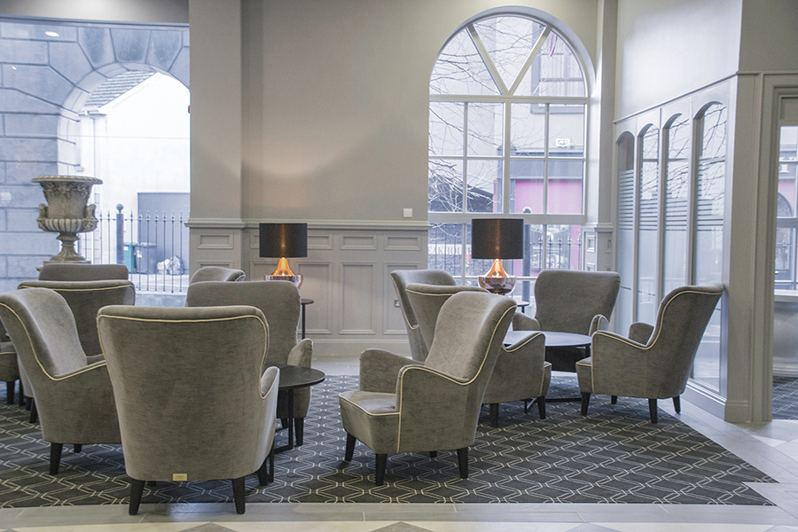Hotel Foyer Chairs : Irish made furniture sofas for hotels export finline