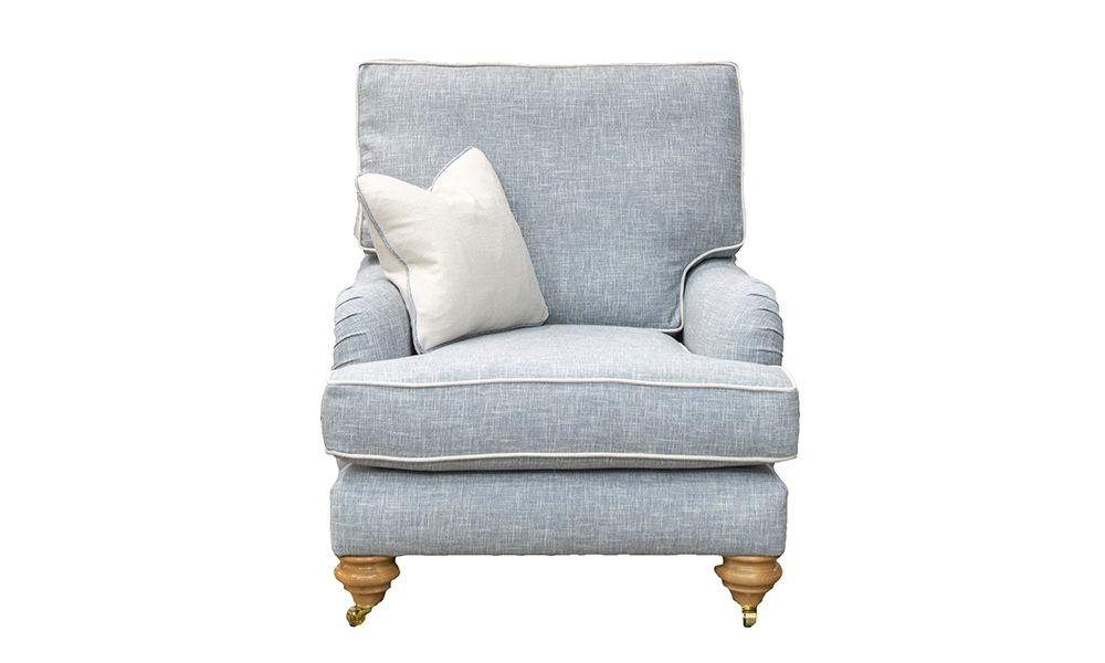 Holmes Chair in Customers Own Fabric