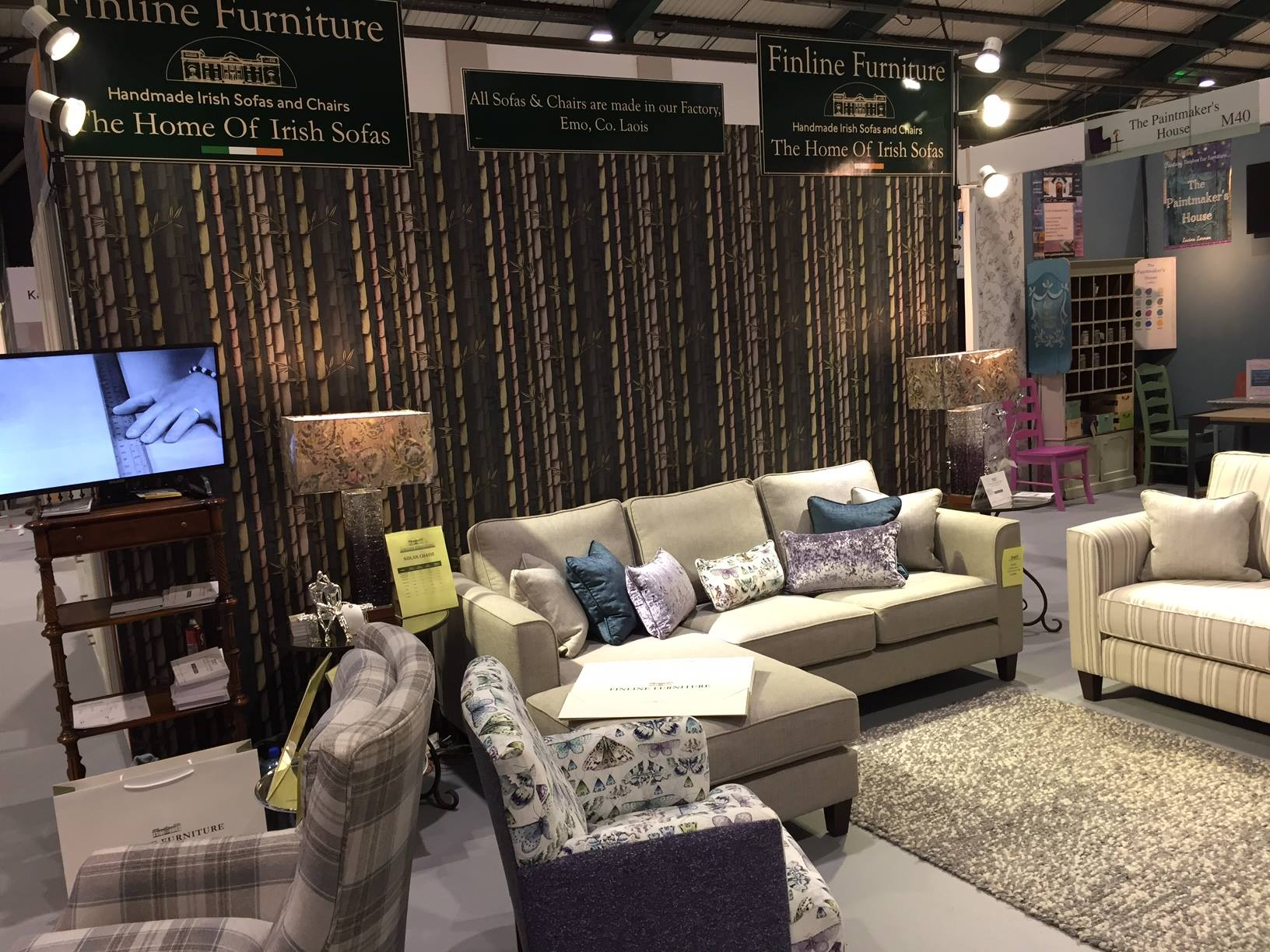 See the Finest Furniture in Ireland at Ideal Home Show 2017