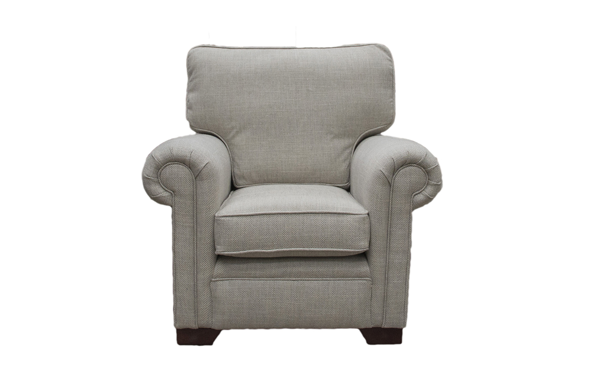 Imperial Chair in Customers Own Fabric