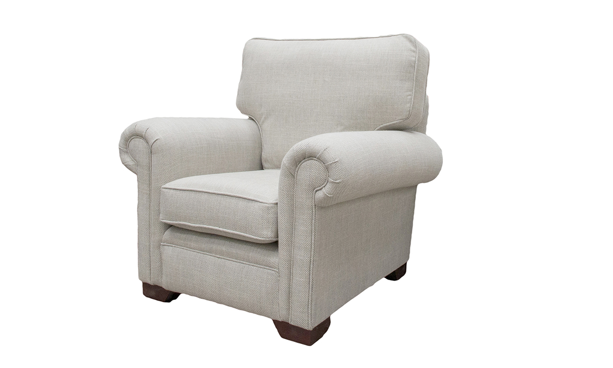 Imperial Chair Customers Own Fabric