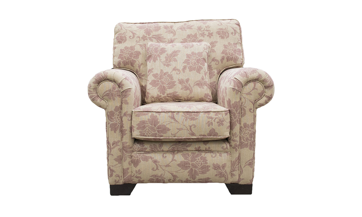 Imperial Chair in Socrates Pattern