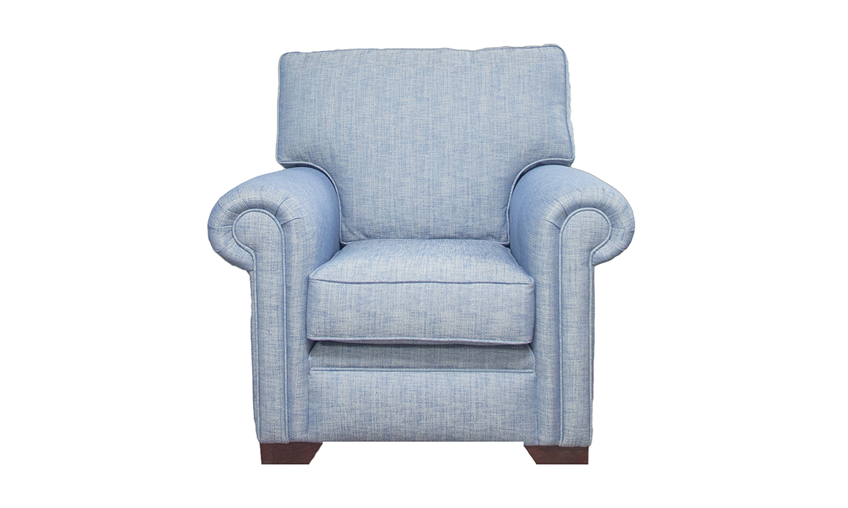 Imperial Chair in a Discontinued Fabric