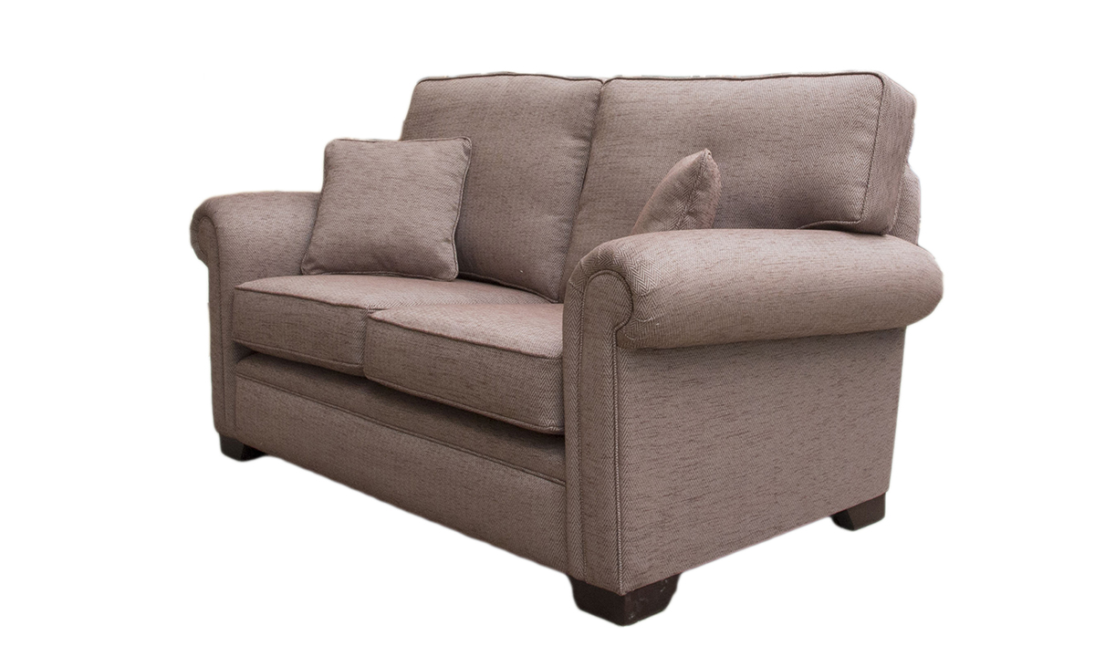 Imperial Large Sofa in a Silver Collection Fabric