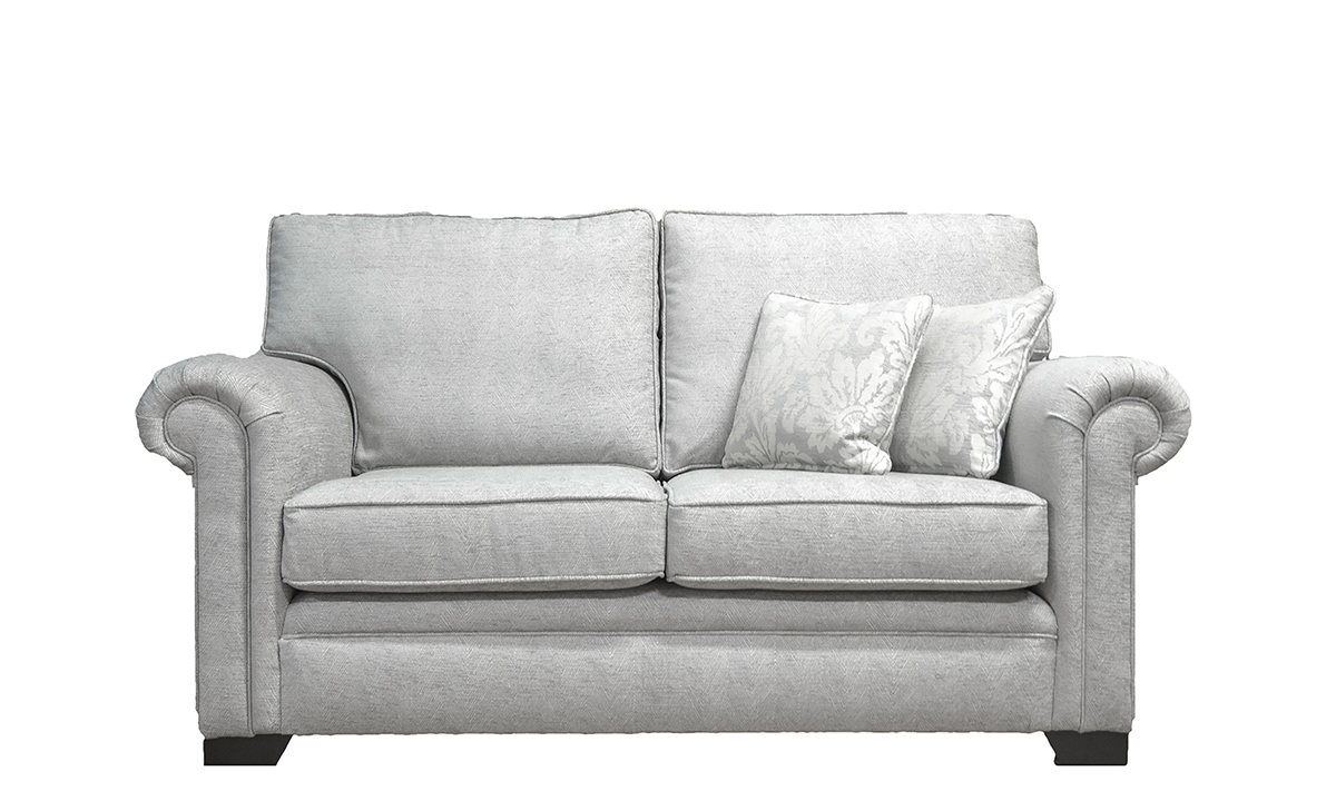 Imperial-Small-Sofa-in-Loisa-Herringbone-Grey-Silver-Collection-Fabric